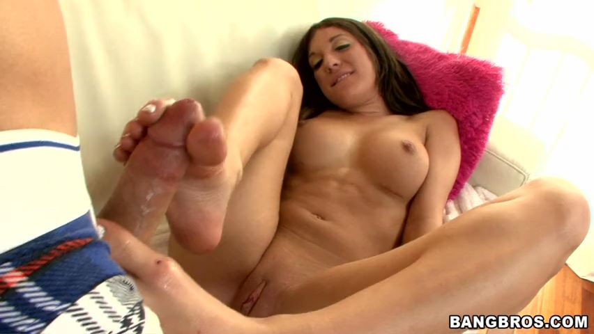 California Love Amy Brooke - MAGICAL FEET - SD/480p/MP4