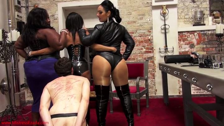 EZADA SINN In Scene: Ass Worshiper Inverview - MISTRESS EZADA - SD/406p/MP4