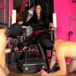EZADA SINN In Scene: Boot Worship Contest – MISTRESS EZADA – SD/406p/MP4