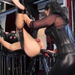 EZADA SINN In Scene: Extreme Pegging And Milking On The Sling – MISTRESS EZADA – SD/406p/MP4
