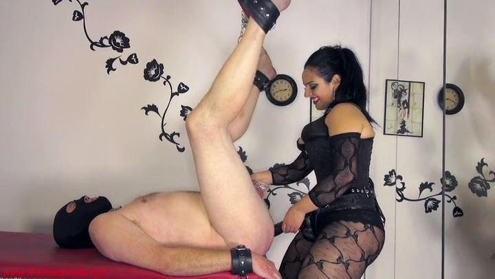 EZADA SINN In Scene: Forced To Admit His Love For Cock - MISTRESS EZADA - SD/406p/MP4