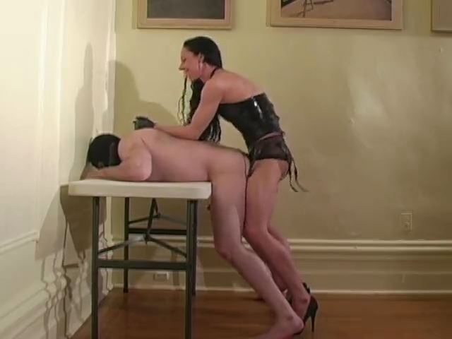 Training the Ass Slave - MISTRESS TRISH - SD/480p/MP4