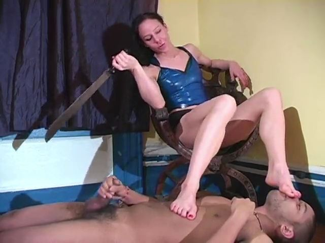 Busting his Balls: Round V - MISTRESS TRISH - SD/480p/MP4