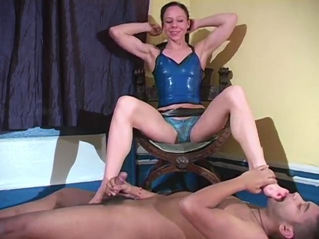Busting his Balls: Round IV - MISTRESS TRISH - SD/480p/MP4