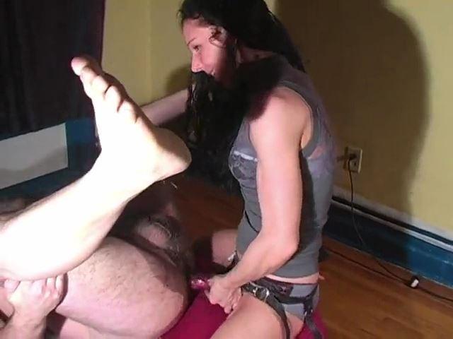 Mistress Trish Loves Her New Cock - MISTRESS TRISH - SD/480p/MP4