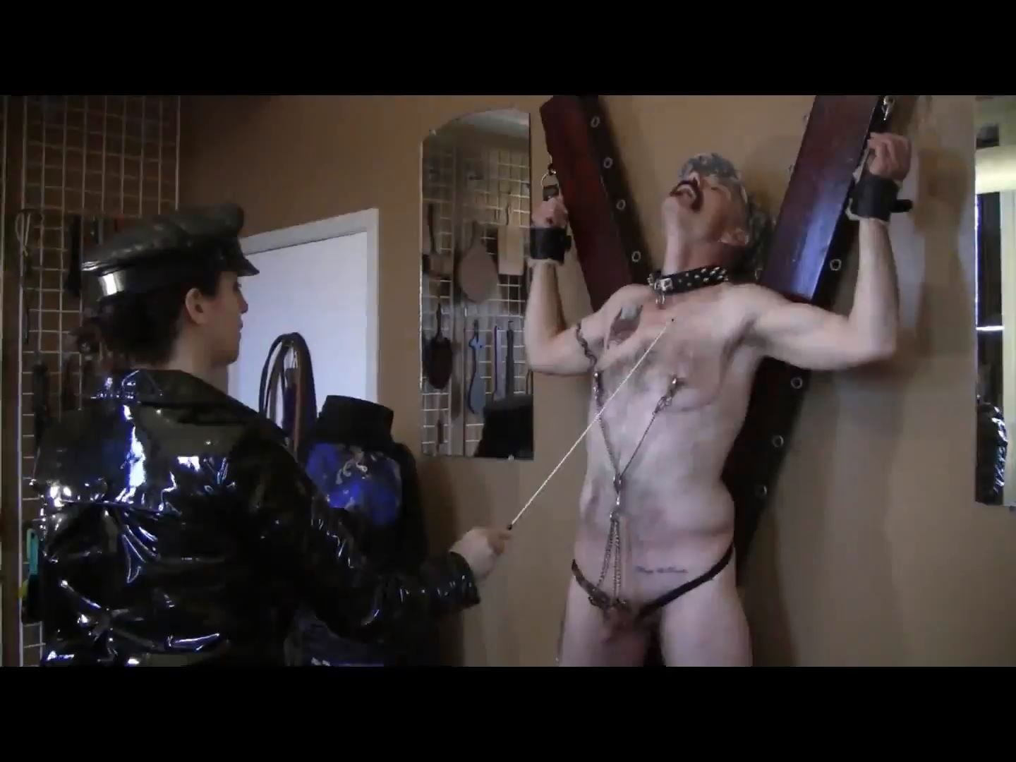 Mistress Xena In Scene: The Recruit Part 4 - BIZARRE CINEMA - FULL HD/1080p/MP4