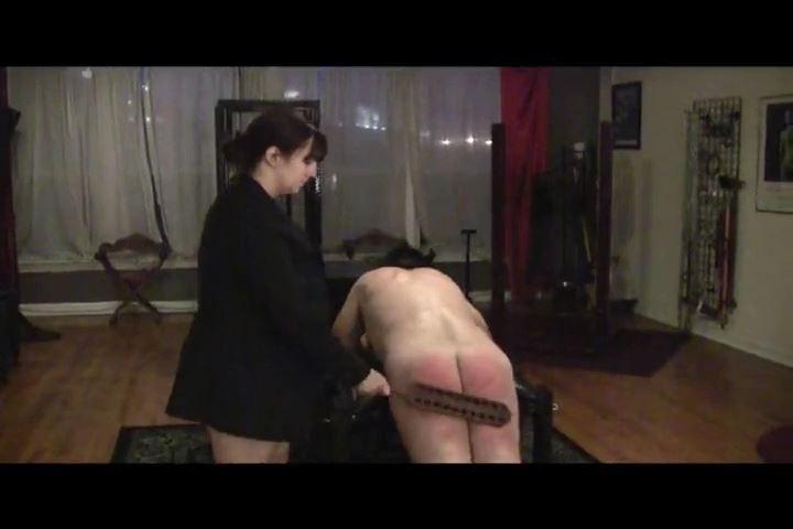 Mistress Xena In Scene: Pink & Sore Bottom - BIZARRE CINEMA - SD/480p/MP4