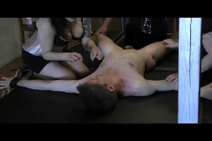 Mistress Xena In Scene: Sensual Tickling Experience - cont - BIZARRE CINEMA - SD/480p/MP4
