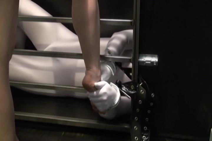 Christina QCCP In Scene: Foot Prisoner - TEASEANDTHANKYOU - SD/480p/MP4