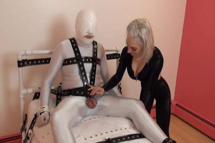 Christina QCCP In Scene: Ooops boy cockteased until he passed out from blue balls - TEASEANDTHANKYOU - SD/480p/MP4
