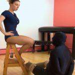 Christina QCCP In Scene: Train Ur Sissy – TEASEANDTHANKYOU – HD/720p/MP4
