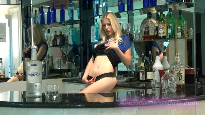Goddess Charlotte In Scene: DR1NKING DATE WITH CHARLOTTE - THE MEAN GIRLS POV - SD/404p/MP4