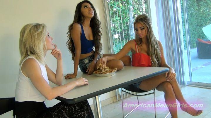 Goddess Suvana, Empress Jennifer, Goddess Nikkole In Scene: AMERICAN PIE - THE MEAN GIRLS POV - SD/404p/MP4