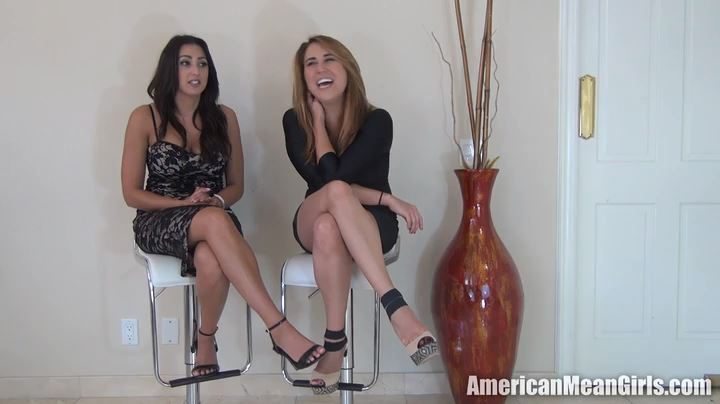 Princess Tiffani, Miss Veronica In Scene: THE MEANEST THINGS WE CAN POSSIBLY SAY - THE MEAN GIRLS POV - SD/404p/MP4