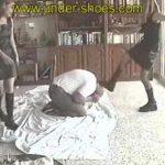 Violent Blowings Audrey Laurie – UNDER-SHOES – SD/480p/MP4