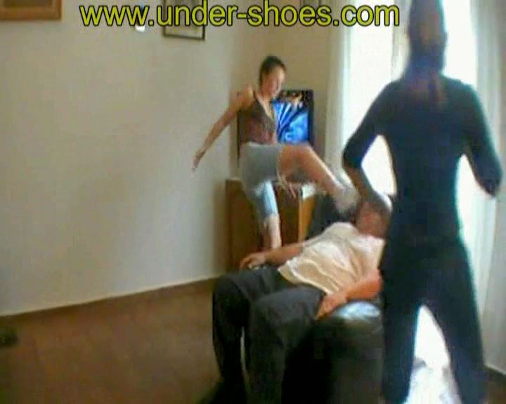November Imane Katarina Busting - UNDER-SHOES - SD/576p/MP4