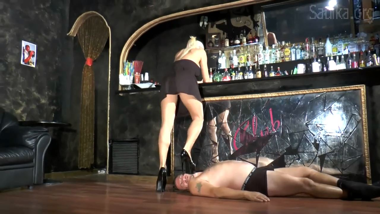 Jennyfer Cruel In Scene: Hard Punishment Day_Part 1_Hard Trample - WOMEN WEIGHT / SADIKA - HD/720p/MP4