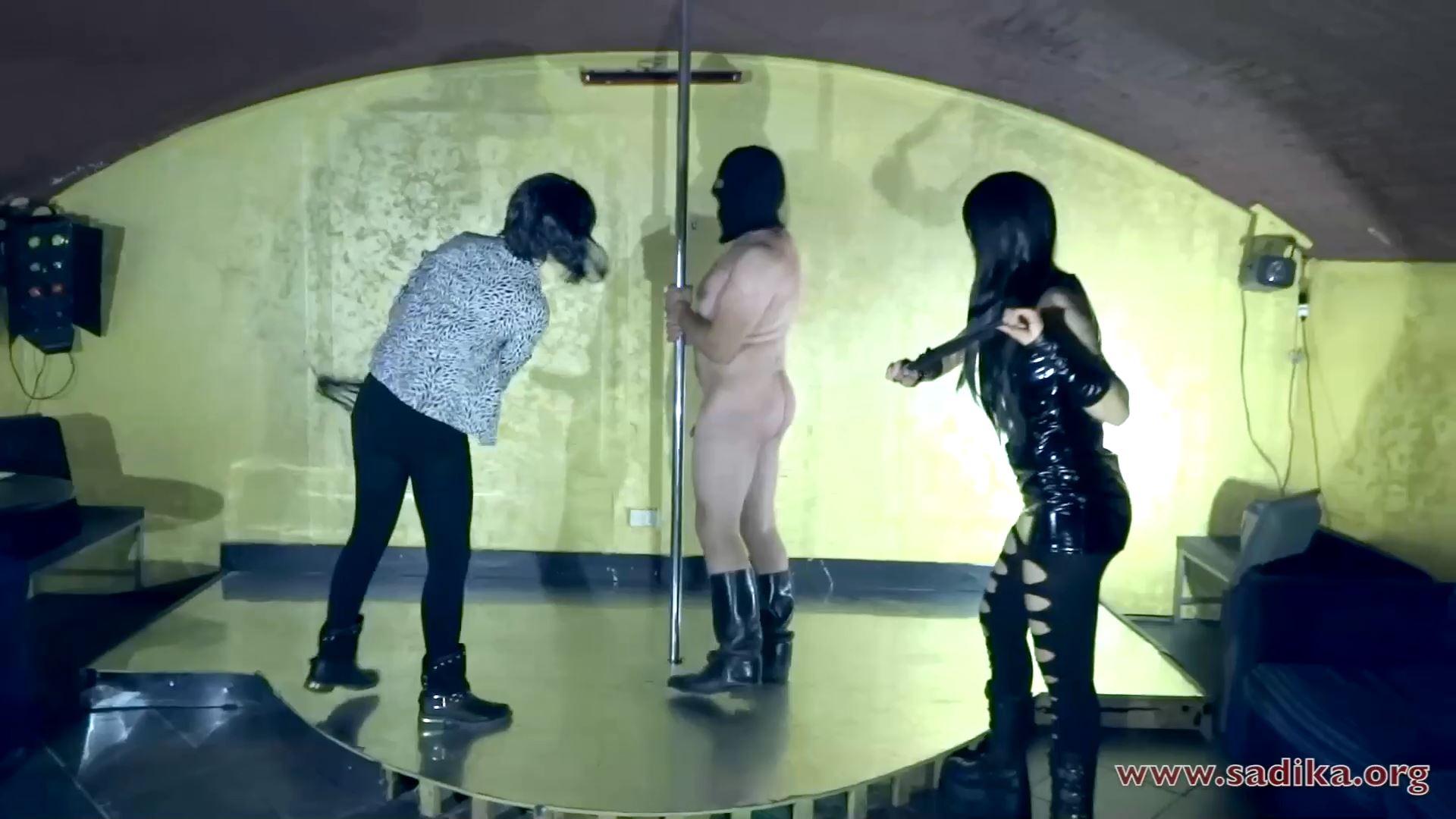 Jennyfer Cruel In Scene: Whip The Pig - WOMEN WEIGHT / SADIKA - FULL HD/1080p/MP4