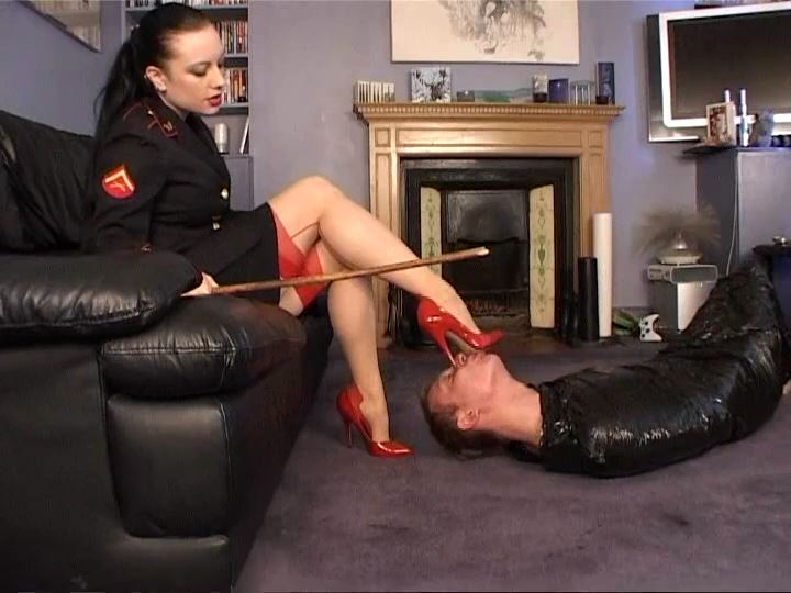 Mistress Absolute Dec 12 Part 1 - WOMANWORSHIP - SD/540p/MP4