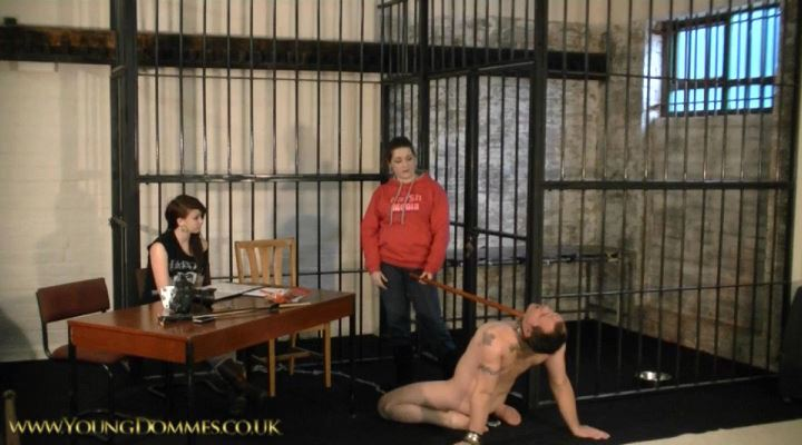 Laura And Chelsea Training 2 - YOUNGDOMMES - LQ/SD/400p/MP4
