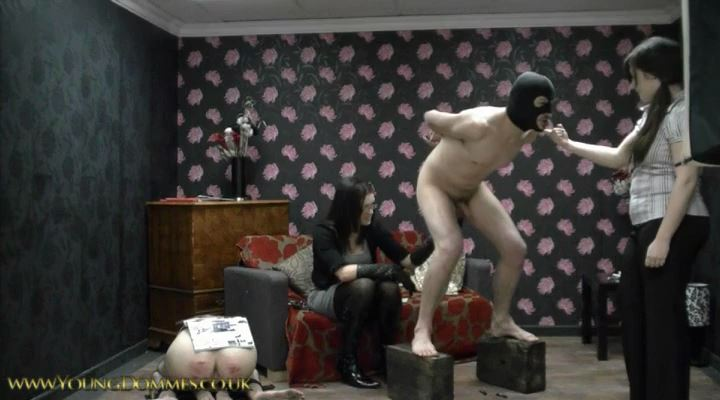 Sacrafice 2 - YOUNGDOMMES - LQ/SD/400p/MP4