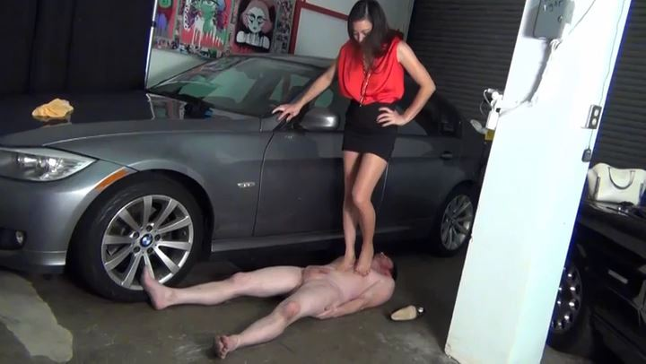 WAX ON OR THEY GET WHACKED OFF! Part 2. Goddess Pepper - ASIAN MEAN GIRLS - SD/406p/MP4