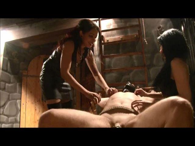 Mistress Blackdiamoond In Scene: Tickling Game With 2 Dominas - BLACKDIAMOOND - SD/480p/MP4