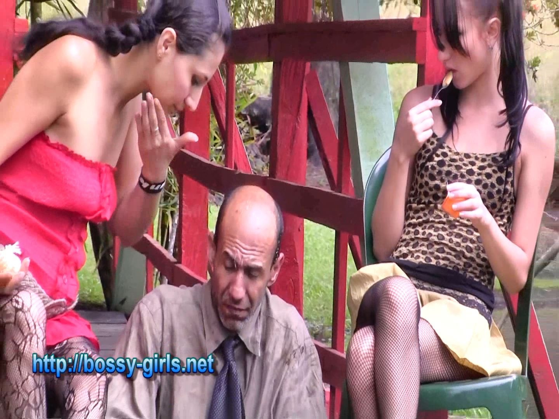 MS. KASR, MS. Leila In Scene: EXTROVERT STUDENTS 03 Picnic funtime - BOSSY GIRLS - FULL HD/1080p/WMV
