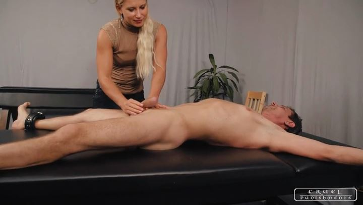 Mistress Zita In Scene: LONG FORCEFUL ORGASM - CRUEL PUNISHMENTS - SEVERE FEMDOM - SD/406p/MP4