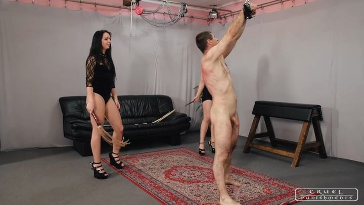 LATE NIGHT PUNISHMENT PART 2 - CRUEL PUNISHMENTS - SEVERE FEMDOM - SD/406p/MP4