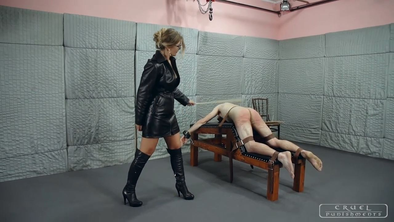 Mistress Bloodymary In Scene: Cruel Mistress Bloodymary Part 1 - CRUEL PUNISHMENTS - SEVERE FEMDOM - HD/720p/MP4