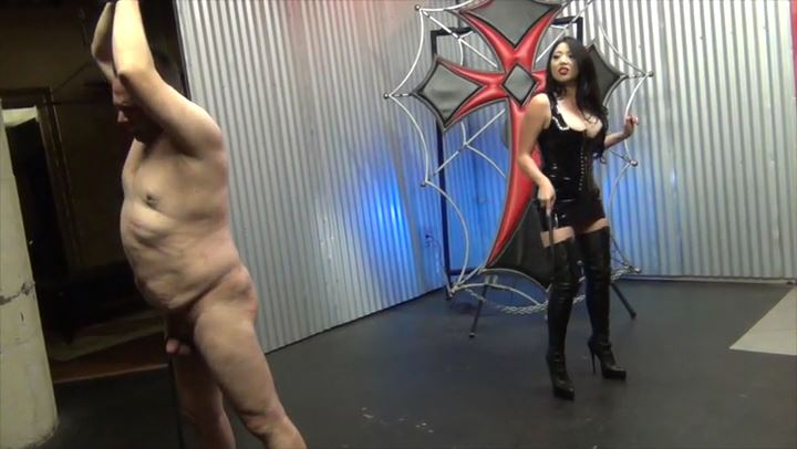 Mistress Cybill Troy In Scene: The Joy of Pain - CYBILL TROY'S DTLA DOMINAS / CYBILLTROY - SD/406p/MP4