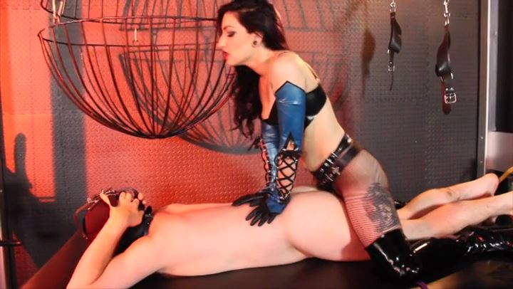Mistress Cybill Troy In Scene: Strap-On Initiation - CYBILL TROY'S DTLA DOMINAS / CYBILLTROY - SD/406p/MP4