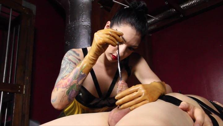 Mistress Cybill Troy In Scene: Urethral Torture - CYBILL TROY'S DTLA DOMINAS / CYBILLTROY - SD/406p/MP4