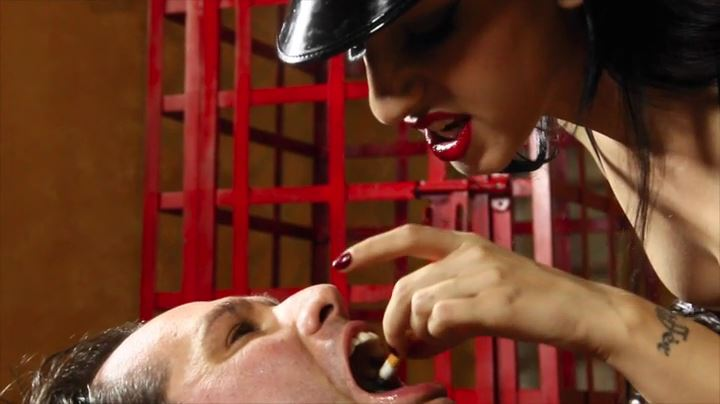 Mistress Cybill Troy In Scene: Ashtray Fuhrer - CYBILL TROY'S DTLA DOMINAS / CYBILLTROY - SD/404p/MP4