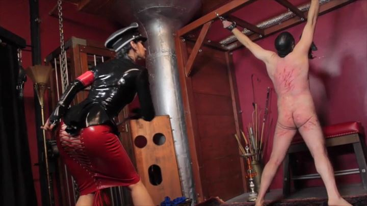 Mistress Cybill Troy In Scene: Prisoner of Sadism: PART 2 Fear the Whip - CYBILL TROY'S DTLA DOMINAS / CYBILLTROY - SD/404p/MP4