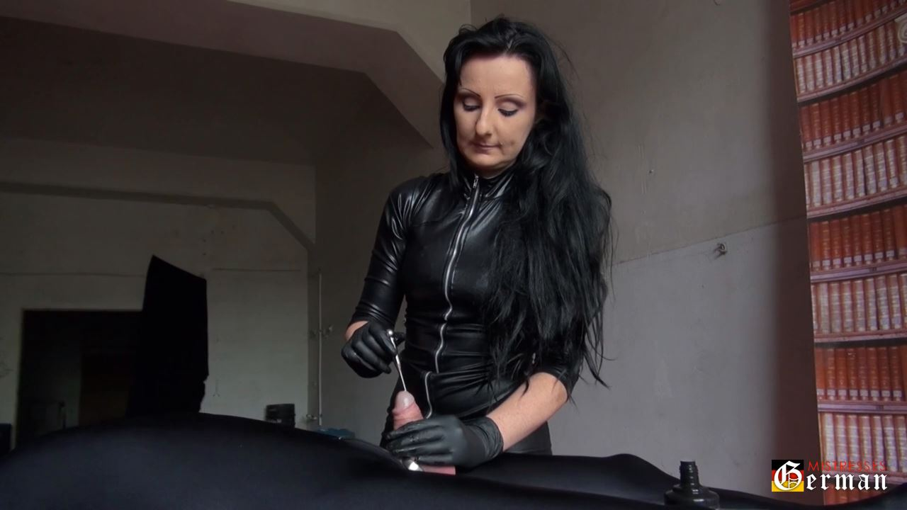 Lady Luciana In Scene: Sounds for the fetish Slave - GERMANMISTRESSES - HD/720p/MP4