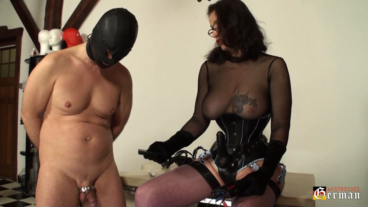Lady Jane In Scene: Lady Jane?Anal slut Part 1 - GERMANMISTRESSES - HD/720p/MP4