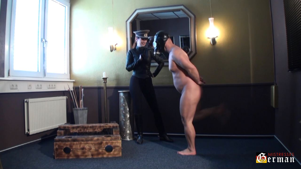 Lady Victoria Valente In Scene: The solly dance - GERMANMISTRESSES - HD/720p/MP4