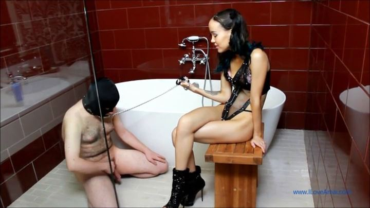 Princess Amai Liu In Scene: You Earned Your Strokes, Now Eat Your Cum - PLAY WITH AMAI / ILOVEAMAI - SD/404p/MP4