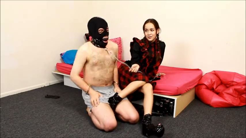 Princess Amai Liu In Scene: Loser Fucks My Sequin Boots - PLAY WITH AMAI / ILOVEAMAI - SD/480p/MP4