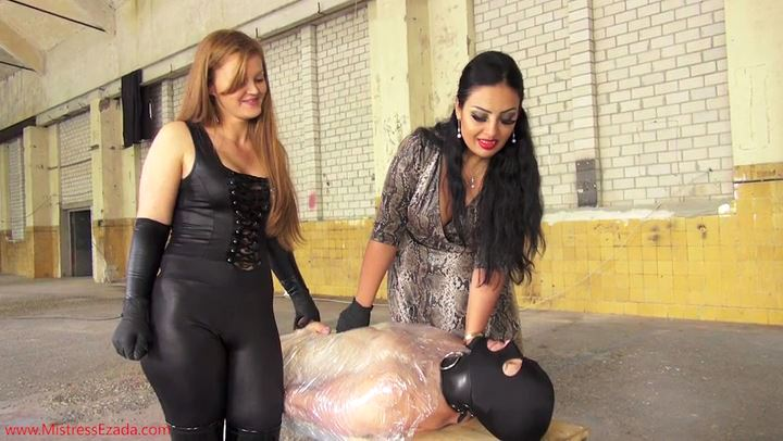 EZADA SINN In Scene: Impotent Premature Ejaculator Verbal Humiliation - MISTRESS EZADA - SD/406p/MP4