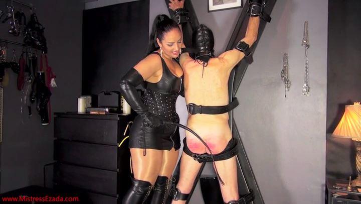 EZADA SINN In Scene: Kissed By The Russian Whip - MISTRESS EZADA - SD/406p/MP4