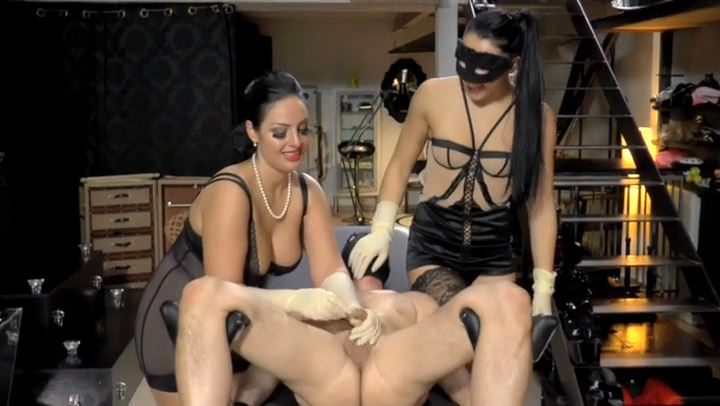 EZADA SINN In Scene: Milked Like A Little Whore - MISTRESS EZADA - SD/406p/MP4