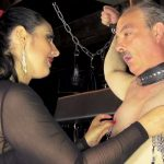 EZADA SINN In Scene: Pain And Sadistic Pleasure – MISTRESS EZADA – SD/406p/MP4