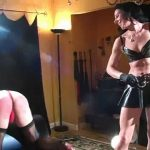 Disciplinary Action II: Paddled and Whipped – MISTRESS TRISH – SD/480p/MP4