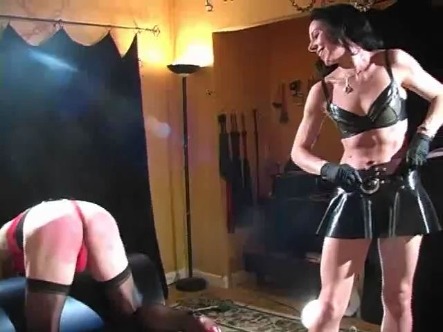 Disciplinary Action II: Paddled and Whipped - MISTRESS TRISH - SD/480p/MP4