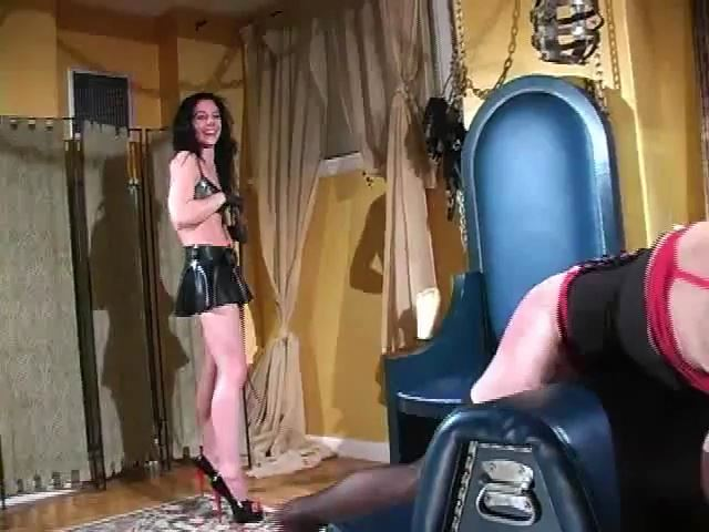 Disciplinary Action IV: Whipped - MISTRESS TRISH - SD/480p/MP4