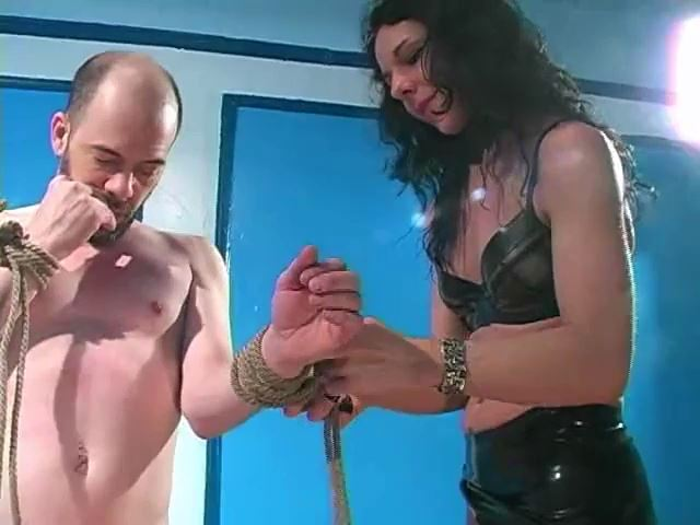 Seduced and Destroyed: Bound - MISTRESS TRISH - SD/480p/MP4