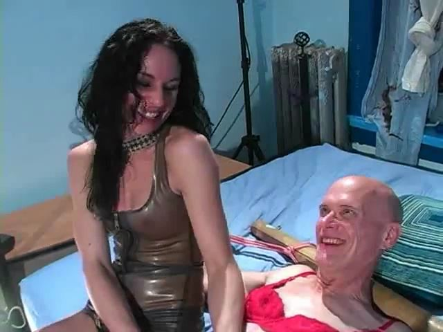 The Plug or Pierce Penetration Game - MISTRESS TRISH - SD/480p/MP4